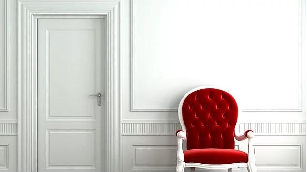 kırmızı koltuk