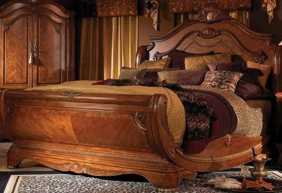 Asla Modası Geçmeyen Ahşap Yatak Odaları