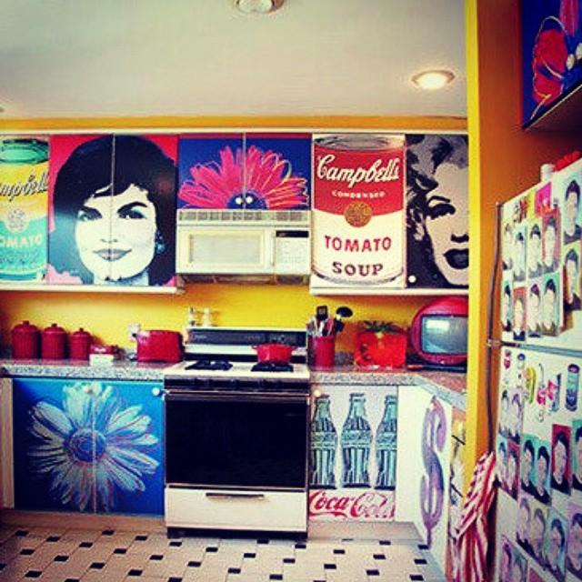 pop-art-mutfak-dekorasyonu