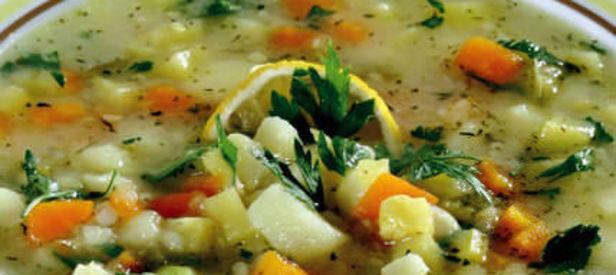 Ekşili Sebze Çorbası Tarifi