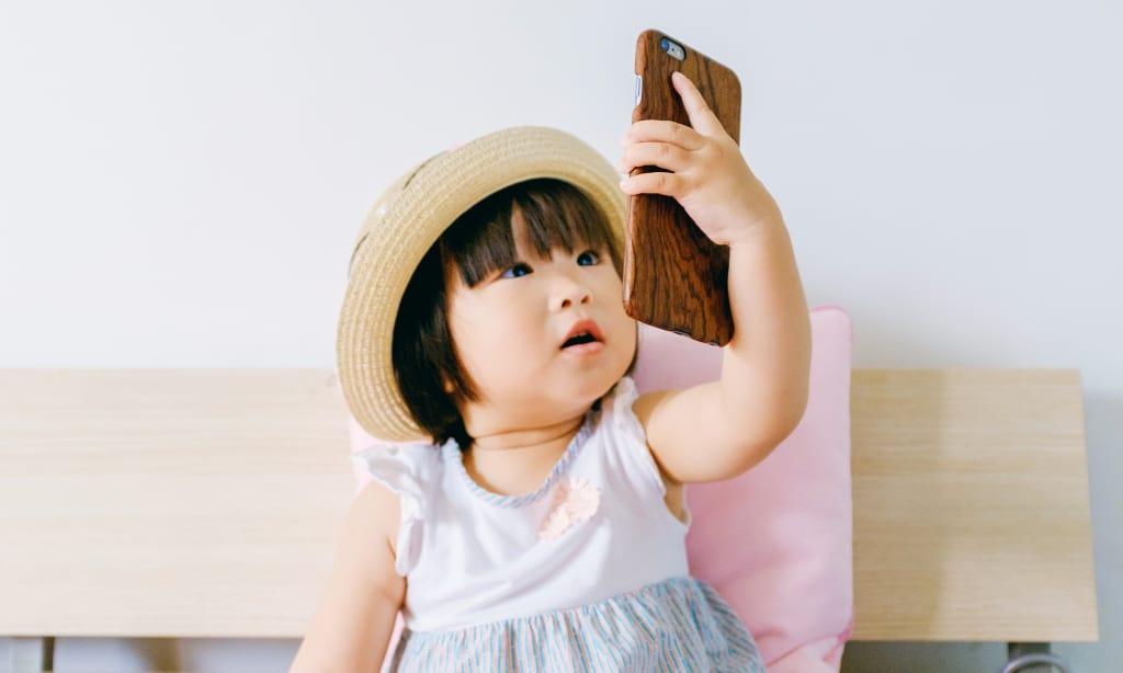 Çocuğunuz Sizi Taklit Edebilir?