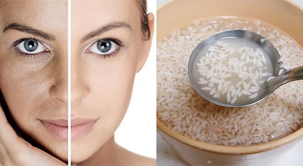 Beyazlatıcı Pirinç Maskesi