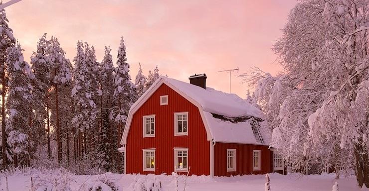 İskandinav Dekoru – İsveç'te Ev Turu